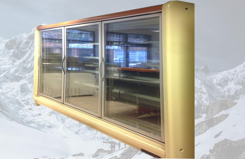 TBS Sütlük Buzdolabı 2